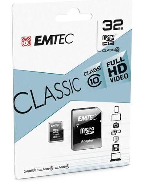 32GB minneskort f. TomTom Start 42